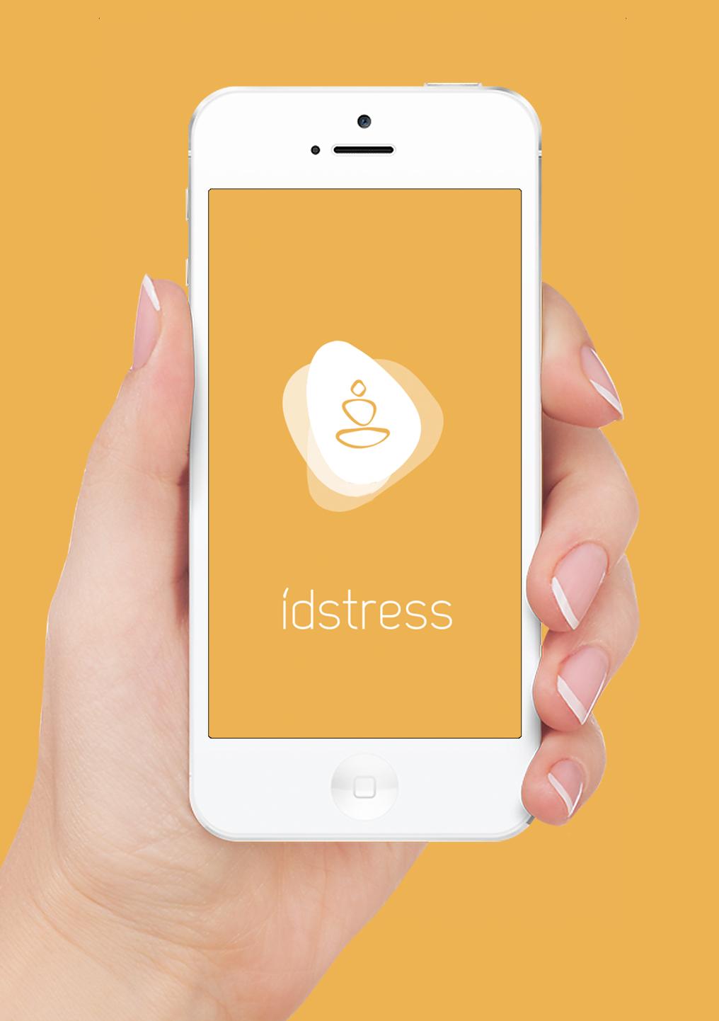 Réduire stress et angoisse avec idstress App